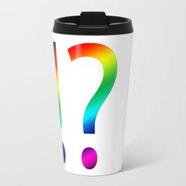 !? Travel Mug
