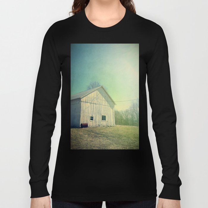 Country Morning Long Sleeve T-shirt