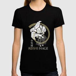 Aikido koshi nage T-shirt