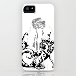 A Dragon from your Subconscious Mind iPhone Case