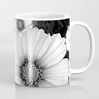 cosmos Mugs featuring cosmos by lalula
