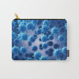 Viral disease Carry-All Pouch