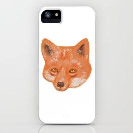 Mister Fox iPhone Case