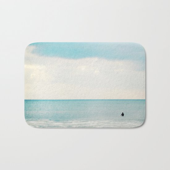 The surf, revisited Bath Mat