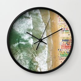See you in Rio Wall Clock