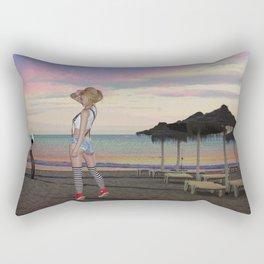 BEACH CHEEKY Rectangular Pillow