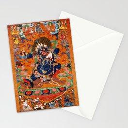 Buddhist Diety Mahakala 2 Stationery Cards