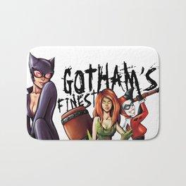 Gotham Sirens Bath Mat