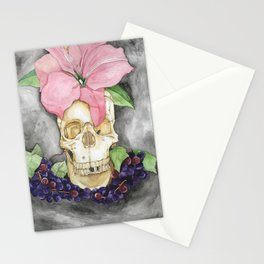 Fear of Death Stationery Cards