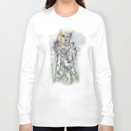 THE GIRL Long Sleeve T-shirt