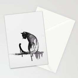 Here, Kitty Cat! Stationery Cards