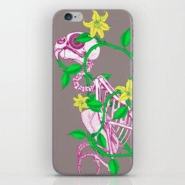 Deathvslife4 iPhone Skin
