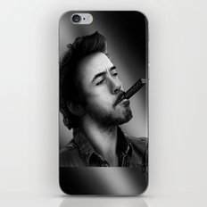 David's Portrait #2 Robert Downey Junior iPhone & iPod Skin