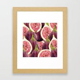 Fig Paradise Framed Art Print