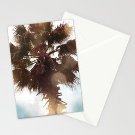 Glowing Palm Stationery Cards