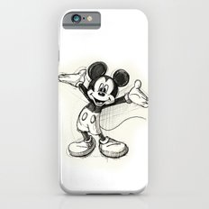 Mickey Mouse Slim Case iPhone 6