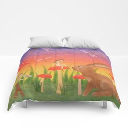 Apology Comforters