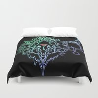 metal Duvet Covers featuring Metal! by ansinoa