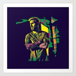 Messi - The Greatest Art Print