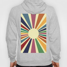 Sun Retro Art II Hoody