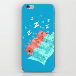 Pigs in a Blanket iPhone Skin