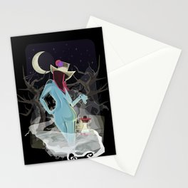 Welcome To The Darkness Stationery Cards