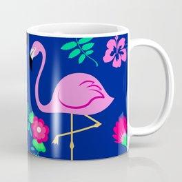 flamingo patterns Coffee Mug