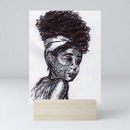 No.98 Mini Art Print
