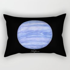 Neptune #2 Rectangular Pillow