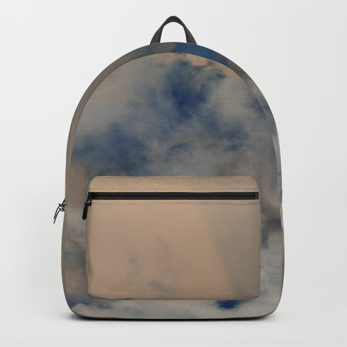 Deep Time Clouds Backpack