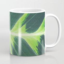 Leaf green Coffee Mug