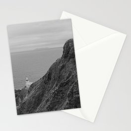 Hartland Point Lighthouse Devon Stationery Cards