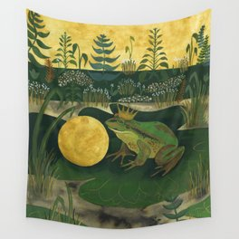 The Frog Prince Wall Tapestry