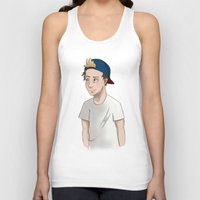 niall horan Tank Tops featuring Niall Horan by Lunnorart