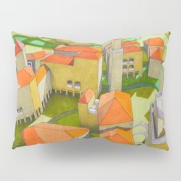 virtual model (ORIGINAL SOLD). Pillow Sham