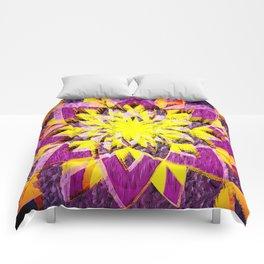 Star Blossom Comforters