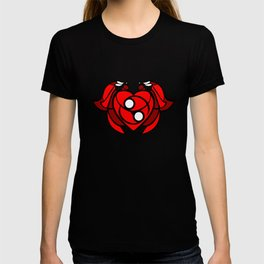 Cancer Crab Zodiac Symbol T-shirt