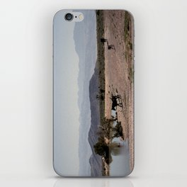 The Waterhole iPhone Skin