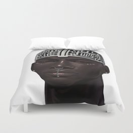 The Silent Brother Duvet Cover