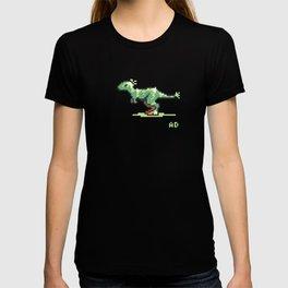 8-Bit T-Rex T-shirt
