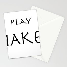 Play Naked Stationery Cards