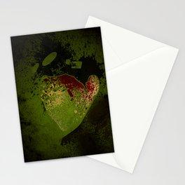 Paint Splatter: Le Visiteur du Futur Stationery Cards