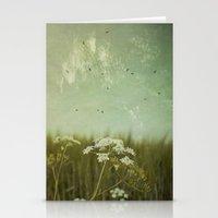 fringe Stationery Cards featuring Fringe II by Dirk Wuestenhagen Imagery