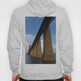 Under the Forth Bridge, Scotland Hoody