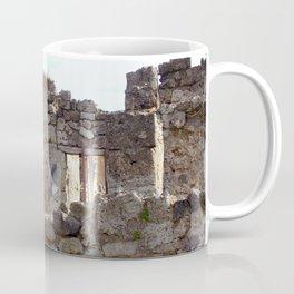 Pompeii Ancient Dwelling - 1 Coffee Mug