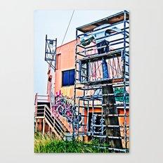 Hammer Time Canvas Print
