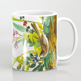 Field sparrow Bird Coffee Mug