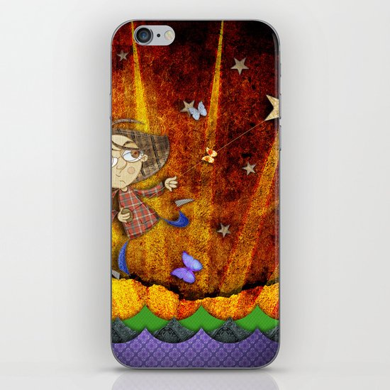 Comet iPhone & iPod Skin
