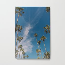 Beverly Hills Sky Metal Print