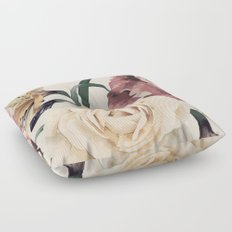 Summer Flowers VII Floor Pillow